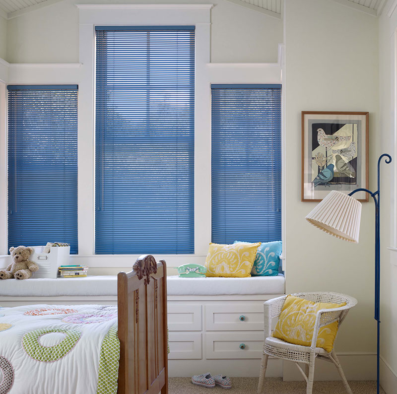 Aluminum Blinds | Peak Window Coverings