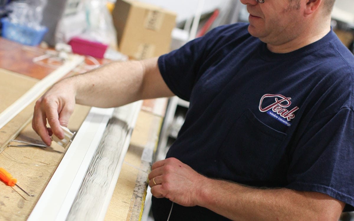 Repair | Blind Repair | Peak Window Coverings
