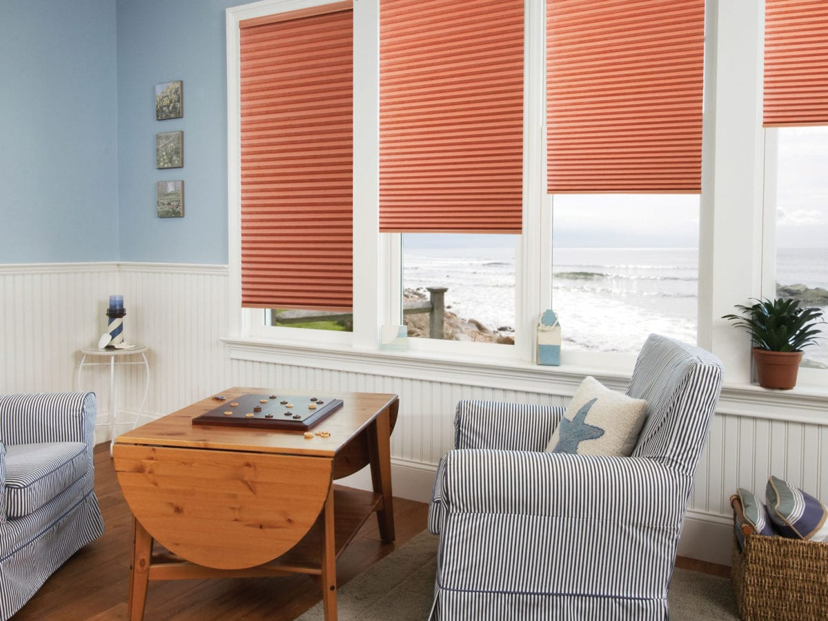 Honeycomb Shades, Cellular Shades | Peak Window Coverings