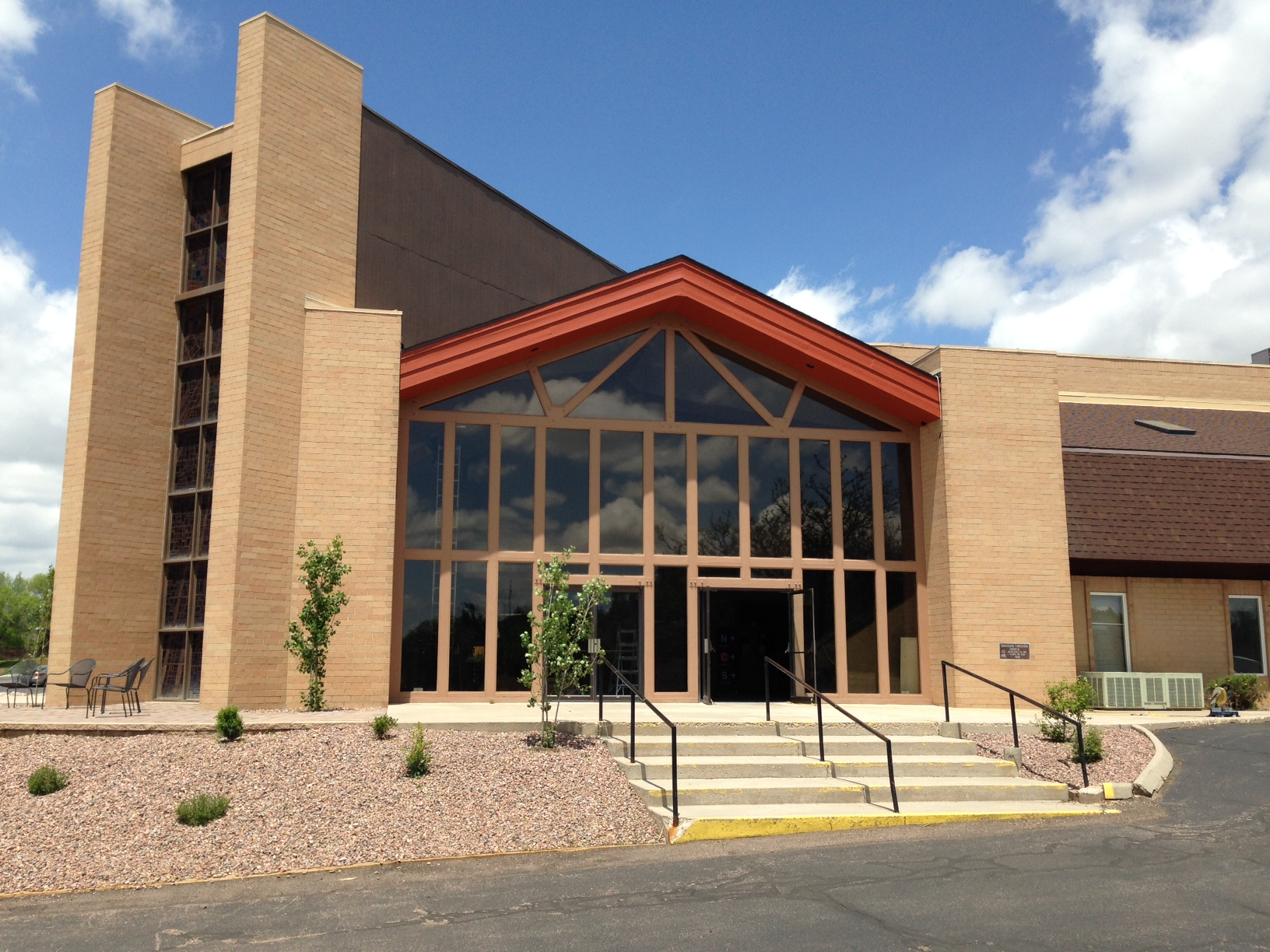 Sunnyside Christian Church | Peak Window Coverings