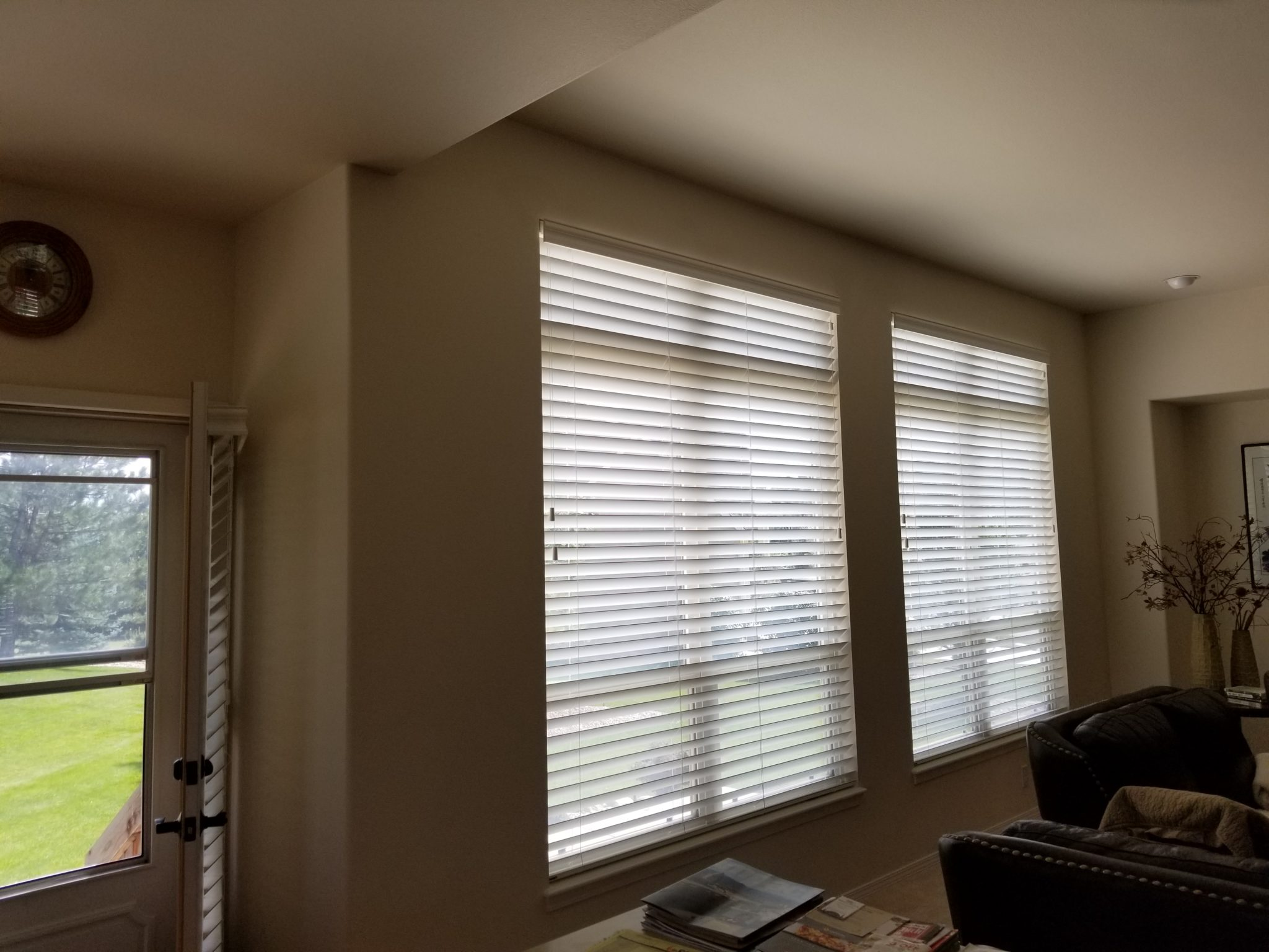 Wood Blinds For Your Home Peak Window Coverings