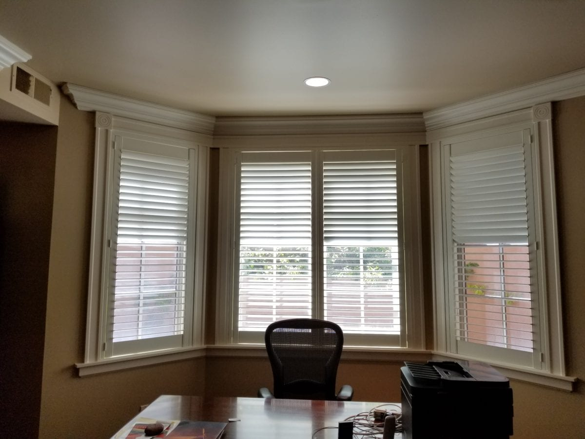 Shutters For Home Office