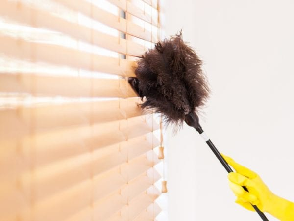 The best way to care and maintain shades, blinds, and shutters