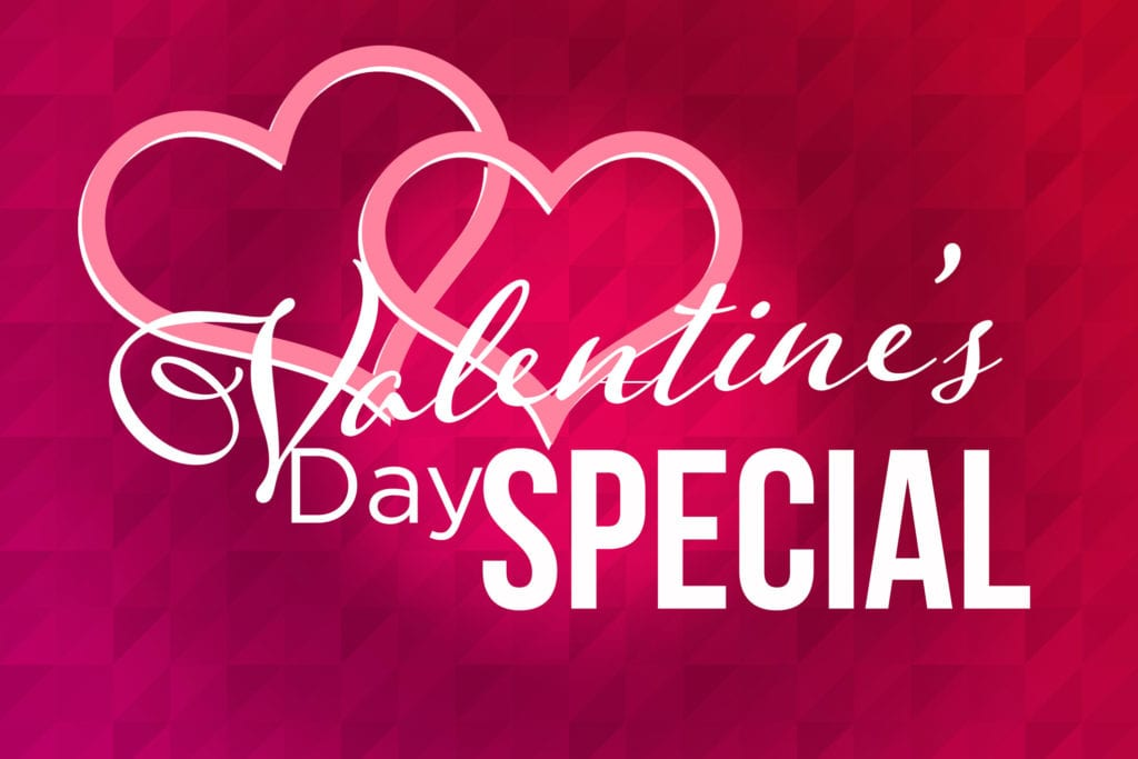 Valentine's Day Special | Schedule a Consultation | FREE Install on Blinds and Shades | Peak Window Coverings
