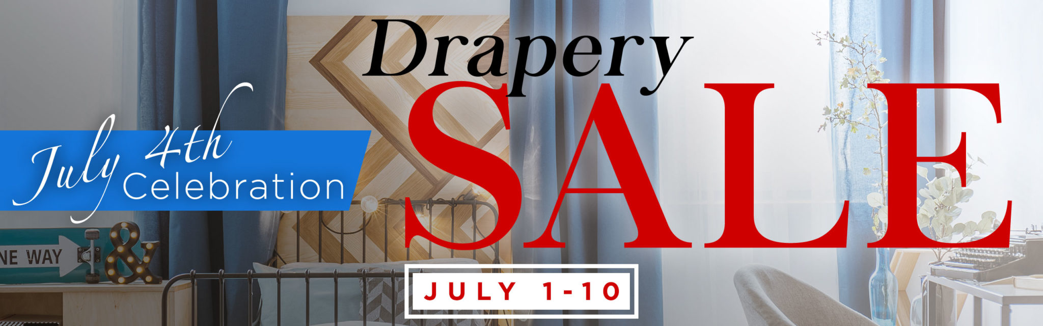 Drapery and Curtain Sale | 10% off Your Purchase | Peak Window Coverings